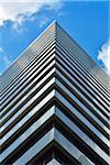 Skyscraper Facade, Brisbane, Queensland, Australia