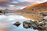 Llynnau Mymbyr, Mount Snowdon & Snowdon Massif