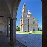 San Biagio church, Montepulciano, Siena Province, Tuscany, Italy, Europe