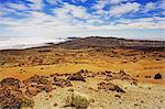 Las Canadas, Parque Nacional del Teide, Tenerife, Canary Islands, Spain, Atlantic, Europe