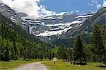 Pyrenees landscape