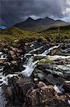 Cuillin Hills, Isle of Skye, Inner Hebrides, Scotland, United Kingdom, Europe