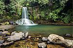 Waiau Falls, Coromandel Peninsula, North Island, New Zealand, Pacific