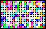 Circles Pattern Creative Abstract Design