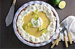 Key lime pie (USA)