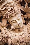 Wood carving, Mandalay, Mandalay Region, Myanmar (Burma), Asia