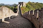 Mutianyu, Great Wall of China, UNESCO World Heritage Site, Mutianyu, China, Asia