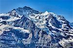 Jungfrau Bernese alps