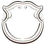 vector illustration. elements for design. decorative frame