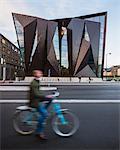 Sweden, Skane, Malmo, World Maritime University