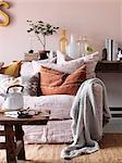 View of sofa in livingroom