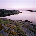 Sweden, Bohuslan, Kungshamn, West Coast, Summer evening