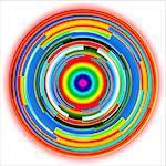 Rotating Circular Sections