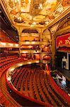 United Kingdom, Northern Ireland, County Antrim, Belfast. The Grand Opera House.