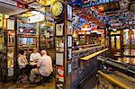 United Kingdom, Northern Ireland, County Antrim, Belfast. The Duke of York, a historic pub in Belfast's Cathedral Quarter.