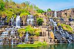 Pongour Falls (Thac Pongour), Duc Trong District, Lam Dong Province, Vietnam