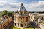 Europe, United Kingdom, England, Oxfordshire, Oxford, Radcliffe Camera
