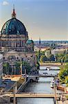 Germany, Deutschland. Berlin. Berlin Mitte. Berlin Cathedral, Berliner Dom.