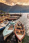Limone sul Garda, Lake Garda, Lombardy, Italy