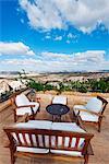 Turkey, Central Anatolia, Cappadocia, Uchisar, boutique Museum Hotel, Unesco World Heritage site
