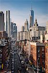 Chinatown, Manhattan, New York, USA