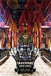 South East Asia, Vietnam, Ho Chi Mihn City (Saigon), Cholon, Phuoc An Hoi Quan pagoda