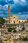 Matera Cathedral in Sassi, Matera, Basilicata, Italy