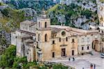 Chiesa di San Pietro Caveoso in Sassi, Matera, Basilicata, Italy