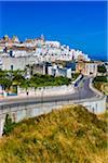 City of Ostuni, Puglia, Italy