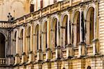 Architectural Detail of Lecce Cathedral in Piazza Duomo, Lecce, Puglia, Italy
