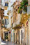 Street Scene in Martina Franca, Puglia, Italy
