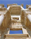 The Library of Celsus, Ephesus, Anatolia, Turkey, Asia Minor, Asia