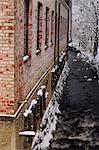 Industrial premises, Molndal, Sweden.