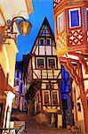 Germany, Rhineland-Palatinate, Moselle Valley, Bernkastel-Kues