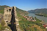 Along The Danube, Austria