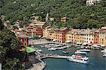 Italy, Liguria, Genoa Province, Riviera di Levante, Portofino