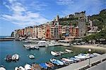 Italy, Liguria, Cinque Terre, Portovenere, UNESCO World Heritage