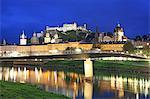 Austria, Historic Centre of the City of Salzburg, UNESCO World Heritage Site