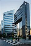 Exterior of W200 Building, Rotterdam, Netherlands, Europe