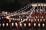 Japanese traditional Bon Odori festival