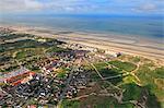 France, Northern France, Pas de Calais. Stella Plage.