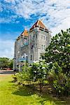 Traditional church, Wallis, Wallis and Futuna, South Pacific, Pacific