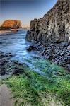 Elephant Rock, Ballintoy, County Antrim, Ulster, Northern Ireland, United Kingdom, Europe