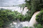 Iguazu Falls, Iguazu National Park, UNESCO World Heritage Site, Misiones Province, The Northeast, Argentina, South America