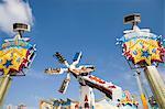 rides at fairground