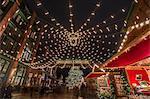 Toronto Christmas Market at the Distillery district, Toronto, Ontario, Canada, North America