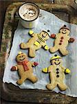 Spiced Gingerbread Men