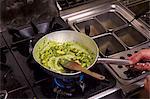 Gnocchi Pan Cooker