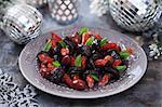 Kabanos with prunes