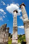 Turkey, province of Manisa (east of Izmir), Sardes (Sart or Sardis), the Artemis temple site